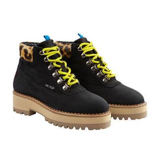 D.A.T.E. Hiking-Boots Trendige Hiking-Boots – aber leicht wie Sneakers. Vom italienischen In-Label D.A.T.E.