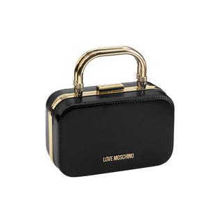 Love Moschino Koffer-Bag Die erschwingliche Designertasche zum Trend-Thema kleine Koffer-Bags. Vom In-Label Love Moschino.