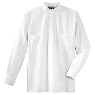 Das Nehru-Hemd von Patric Hollington. In der unvergänglichen Stehkragen-Form. Die einzige Hemd-Kragenform, die er seit über 40 Jahren herstellt.