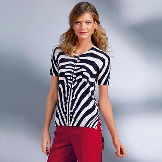 cavalli CLASS Zebra-Jäckchen Zebra-Print von cavalli CLASS passt zu jeder Gelegenheit.