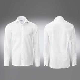 """Das Premium-Hemd """"Royal"""" von van Laack: Alles, was Sie von einem hochwertigem Hemd erwarten. Beste Baumwolle. Erstklassige Verarbeitung. Bügelleichte Ausrüstung."""