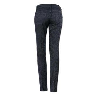 Die Jacquard-Jeans aus Power-Stretch-Denim: viel langlebiger als die meisten modischen Muster-Jeans. Und eleganter. An dieser Edel-Jeans werden Sie lange Freude haben.