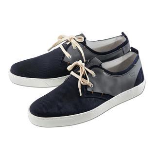 Der edle Leder-Sneaker - made in Portugal. Zum erfreulich günstigen Preis. Sportliche Eleganz – prädestiniert für lässige Outfits im Upper-Casual-Style.