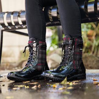 Die wasserdichten Regenstiefel mit Kälteschutz bis -15°C. Original Bogs, USA. In Europa noch schwer zu finden.