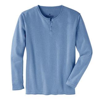 Der stilvolle Casual-Pullovr vom Shirt-Spezialisten Ragman. Feinstrick aus Leinen und Baumwolle. Lässig-bequemer Style.