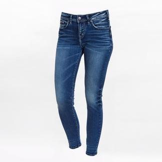 Die original Silver Jeans aus Kanada: Perfekter Sitz. Unverwechselbarer Stil. Über 90 Jahre Erfahrung und viel handwerkliches Geschick machen diese Hose so einzigartig.
