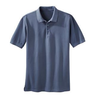 Das Pikee-Polo aus hochwertiger Pima-Cotton. Farbtreu, formstabil und herrlich weich.