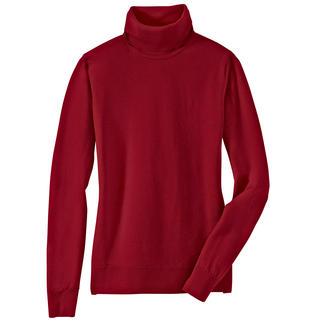 Diese ultraleichten Pullover von John Smedley passen in jede Handtasche. Wiegen nur 200 Gramm. Passen zur Cargo-Pants genauso wie zum Kostüm. Aus seltenem 30-Gauge-Feinstrick.