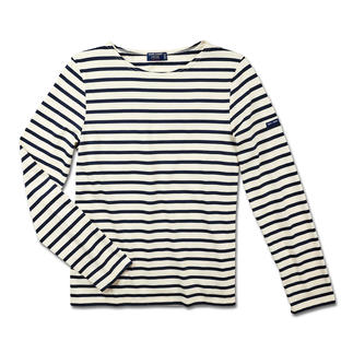 Das original Bretagne-Shirt. Fischer-Tradition seit dem 19. Jahrhundert. Von Saint James/Frankreich.