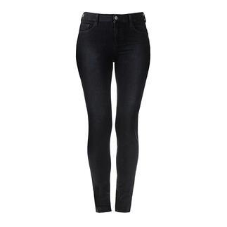 "Die ""Bottom up"" 3-D-Shaping-Jeans von Liu Jo. Modeliert perfekt die Körperkonturen."