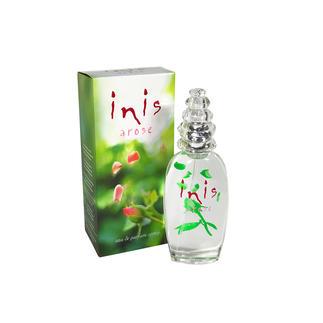 Der wohl typischste Rosenduft: Inis Arose. 2003 nominiert für den FiFi-Award der Fragrance Foundation.