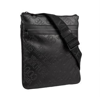 Die erschwingliche und topaktuelle Designertasche für Damen und Herren. Von Versace Jeans Couture. Modischer Logo-Print. Handliches Cross-Body-Format mit Platz für alles Wichtige. Nur € 113,95.