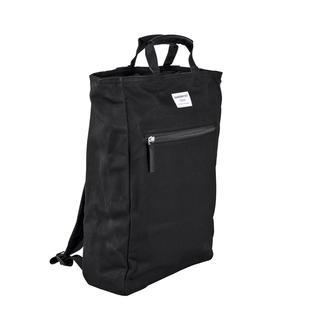 Skandinavisch puristisches Design. Ökologisch nachhaltiges Material. Und ein guter Preis. Die 2-in-1 Rucksack-Bag aus robustem 12-Unzen-Canvas.