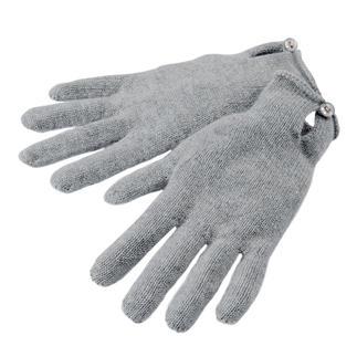 Die Baskenmütze, der Schal und die Handschuhe aus reinem Kaschmir. Von Strick-Spezialist Johnstons/Schottland.