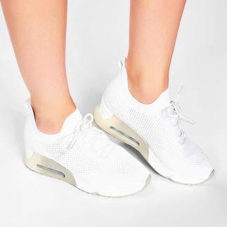 Die Knit-Sneakers von Ash. High-Class-Design vom Trend-Label – und doch erschwinglich.