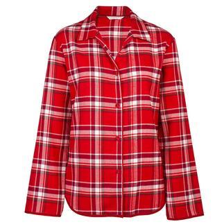 Der 5-fach gebürstete, außergewöhnlich softe Flanell-Pyjama - so weich kann Wärme sein. Vom britischen Nachtwäsche-Spezialisten Cyberjammies. Für Damen und Herren.