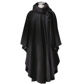 Der Mantel der Filmstars. Bequemer Schutz gegen Kälte. Aus feinster Kaschmir-Mischung.