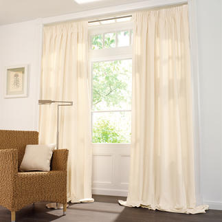 """Vorhang """"Thermi"""", 1 Vorhang Wärmeisolation, Schallschutz und Geräuschdämmung – ganz ohne Baumaßnahmen."""