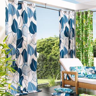 """Vorhang """"Tiana"""", 1 Vorhang Robust und wetterfest: Die Outdoor-Vorhänge von Designers Guild."""
