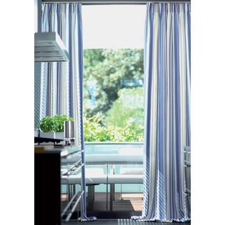 """Vorhang """"Parrot"""", 1 Vorhang Klare Formen, helle, natürliche Farben, robuster , unkomplizierter Stoff – perfekt zu dem frischen nordischen Look mit viel Weiss und Holz."""