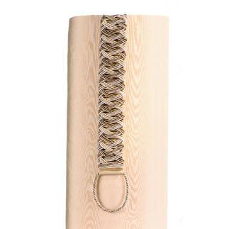 """Raffband """"Marly"""", 1 Stück Das schmale Raffband, gefertigt in liebevoller Detailarbeit."""