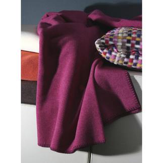 """Decke Soft-Fleece - 1 Stück Die Decke, die nicht """"unter Strom"""" steht!"""