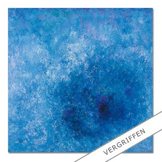 Benno Werth – Frühling am See Prof. Benno Werths einzige Edition in Blau. 30 Exemplare.