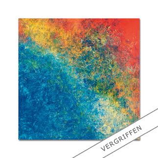 """Benno Werth – a day of the sea Mit dieser Edition beendete Benno Werth seine Serie """"Schichtarbeit"""". Jedes der 30 Exemplare von Hand gefirnisst."""