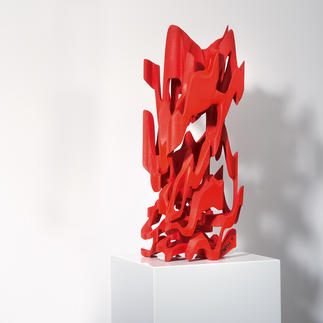 Jürgen Mayer H. – Architekturskulptur Die erste Kunst-Edition des Stararchitekten Jürgen Mayer H. 3D-Plastiken – im hochentwickelten Laserverfahren erstellt. Die letzten 10 von 88 Exemplaren.