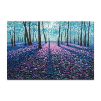 Pei Lian Zhi – Spring Forest Pei Lian Zhi: In mehr als 200 Sammlungen vertreten. Jetzt auch in Ihrer? Maße: 150 x 100 cm