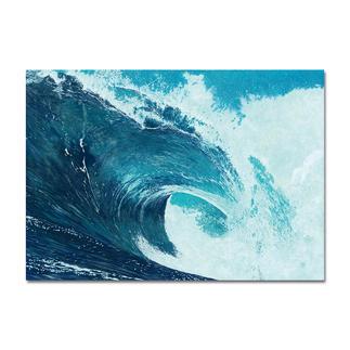 Ingo Wegerl – Die Welle Handüberarbeitete Leinwandedition von Ingo Wegerl. Mit 5 mm dicker Firniss. Niedrig limitiert – in zwei Größen erhältlich. Maße: 85 x 60 cm