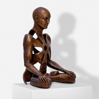 Sukhi Barber – Excell Sukhi Barbers Unikatserie Excell. (Ihre erste war nach wenigen Wochen ausverkauft.) 16 Bronze-Skulpturen. Exklusiv bei Pro-Idee. Maße: 19 x 25 x 13 cm
