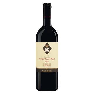 "Guado al Tasso 2006, Tenuta Guado al Tasso – Antinori, Bolgheri DOC, Toskana, Italien 95 Punkte im Wine Spectator. ""Highly recommended."" (Ausgabe vom 31.10.2008)"