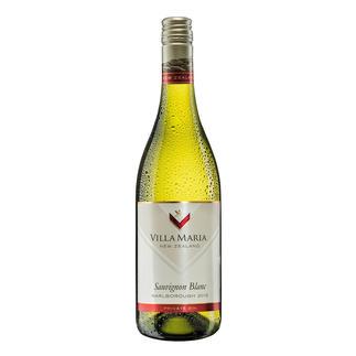 """Private Bin Sauvignon Blanc 2015, Villa Maria, Marlborough, Neuseeland """"… grandios erfrischend. 90 Punkte."""" (Wine Spectator 03/2011 über den Jahrgang 2010)"""