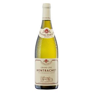 Montrachet Bouchard Père & Fils 2011, Montrachet Grand Cru, Burgund, Frankreich Der wohl berühmteste Weißwein der Welt.