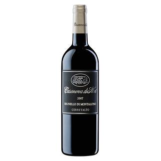 """Brunello """"Cerretalto 2007"""", Casanova di Neri, Toskana, Italien """"Irdische Perfektion. 100 Punkte."""" (Wine Enthusiast vom 05.01.2013)"""