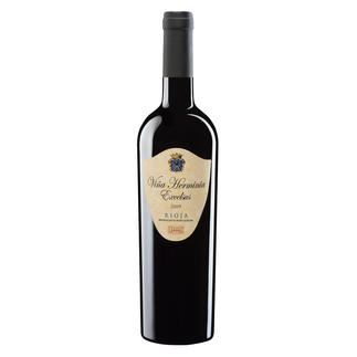 """Viña Herminia """"Excelsus"""" 2009, Rioja DOC, Spanien Rioja. 93 Punkte im Wine Spectator. (Ausgabe vom 15.10.2013)"""