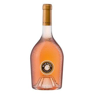 Miraval 2014, Jolie-Pitt & Perrin, Provence AOC, Frankreich Der erste Rosé in der Top-100-Liste des Wine Spectators. In 37 Jahren.* (Ausgabe vom 15.06.2013)