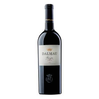 Dalmau 2009, Marqués de Murrieta, Rioja DOC, Spanien Seltene Einigkeit: 98 Punkte im Guía Peñín 2011. 97 Punkte im Guía Proensa 2011.