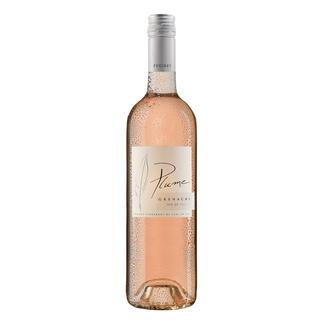 Plume Rosé 2014, Domaine La Colombette, Vin de Pays des Coteaux du Libron, Languedoc, Frankreich Trocken. Nur 9 % Alkohol. Aber 100 % Genuss.