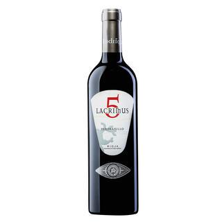 """Lacrimus """"5"""" 2014, Javier Rodriguez, Rioja DOC, Spanien Der Charakter einer Rioja-Crianza. Zum Preis eines Jungweins?"""