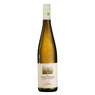 Ruppertsberger Riesling QbA 2013, Weingut Dr. Bürklin-Wolf, Pfalz, Deutschland, EDITION PRO-IDEE Der Wein aus diesen Reben wird in einigen Jahren das Dreifache kosten.