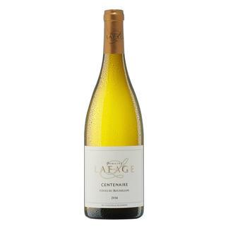 """Centenaire Blanc 2014, Domaine Lafage, Languedoc-Roussillon, Frankreich """"Zählt zu den besten Weißweinen der Welt. 93 Punkte"""" (Robert Parker über den Jahrgang 2013, eRobertParker.com 212, 04/2014)"""