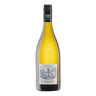 Grauburgunder Nepomuk QbA 2014, Weingut Salwey, Oberrotweil, Kaiserstuhl, Deutschland Solch ein Pinot Gris kann nur vom Kaiserstuhl kommen.