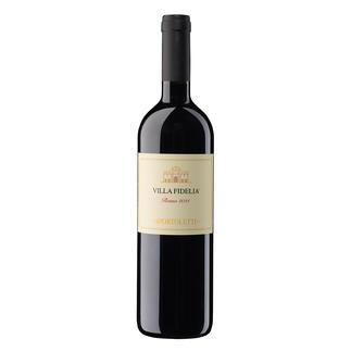 Villa Fidelia Rosso 2011, Sportoletti, Umbrien, Italien Seltene Einigkeit. Bei einem Wein für 14,95 €.