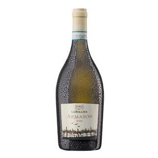"""Armason 2013, La Bollina, Piemont, Italien """"Einer der besten Weißweine Italiens. 96 Punkte."""" (Luca Maroni über den Jahrgang 2012, lucamaroni.com, 08.07.2013)."""
