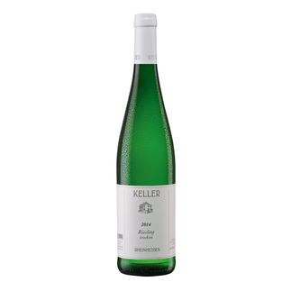 """Riesling Keller 2014, Weingut Keller, Rheinhessen, Deutschland """"Klaus Peter Keller produziert Stoff für Legenden!"""" (Robert Parker, Wine Advocate 12/2011)"""