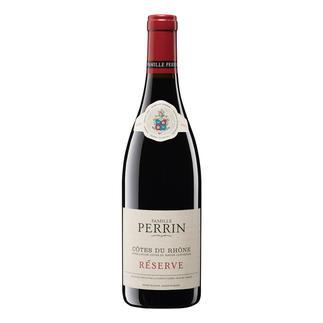 Côtes du Rhône Réserve Rouge, Famille Perrin, Frankreich Der Rotwein des Jahres aus Frankreich. (Weinwirtschaft 01/2015)