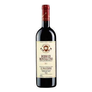 Rosso di Montalcino DOC 2013, Tenuta Il Poggione, Toskana, Italien In einigen Jahren wird der Wein von diesen Reben deutlich mehr als das Doppelte kosten.
