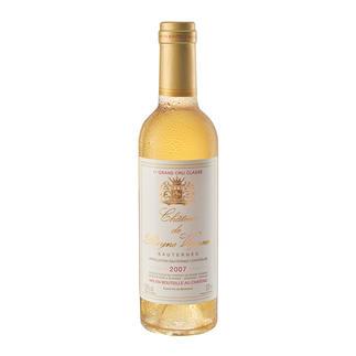 Château de Rayne Vigneau 2007, Sauternes, Bordeaux, Frankreich 95 Punkte von Robert Parker. (Wine Advocate 199, 02/2012)